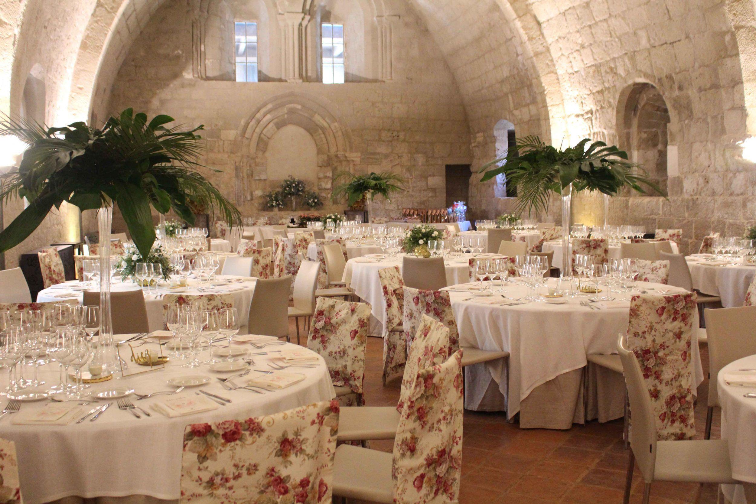 comedor de bodas