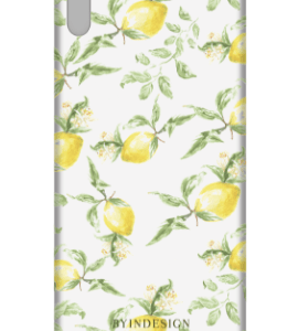 Funda móvil limones