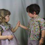 """Camisa de niño """"Cannes"""""""