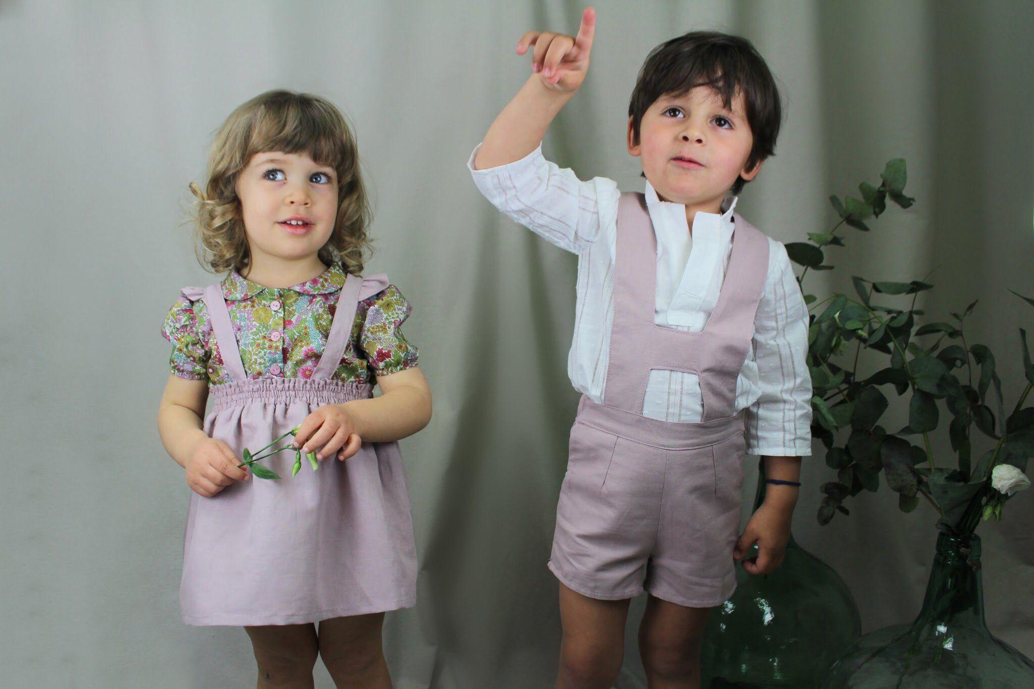 "Pantalón corto de niño ""Cannes"""