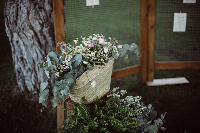 servicio de coordinación y decoración de bodas