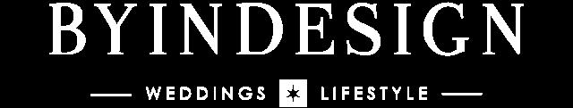 logo byindesign white