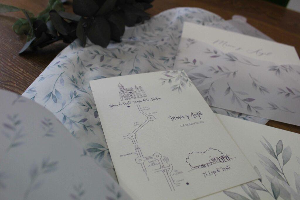 planos de boda
