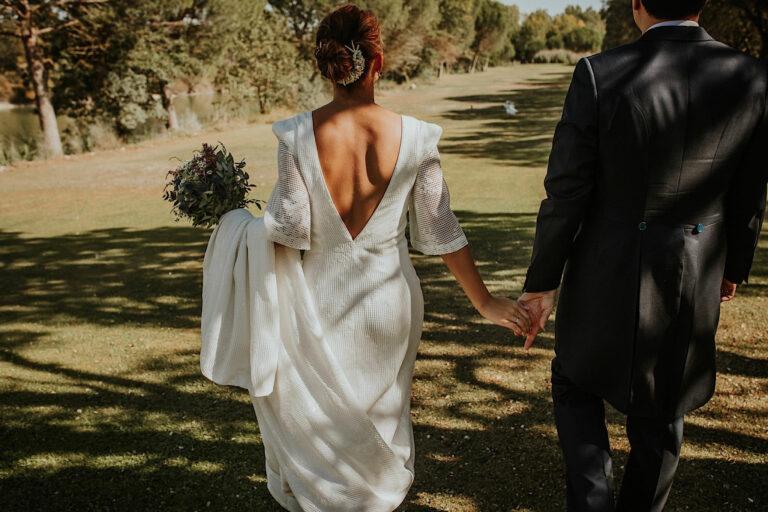 boda maría y ángel