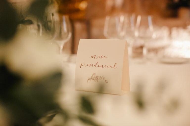 decoración de bodas en 2020