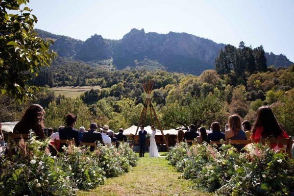 flores y decoración para boda
