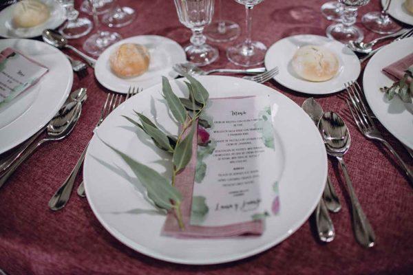 diseño y creación papelería de boda
